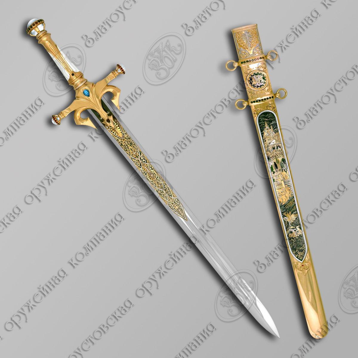 клинок меча фото