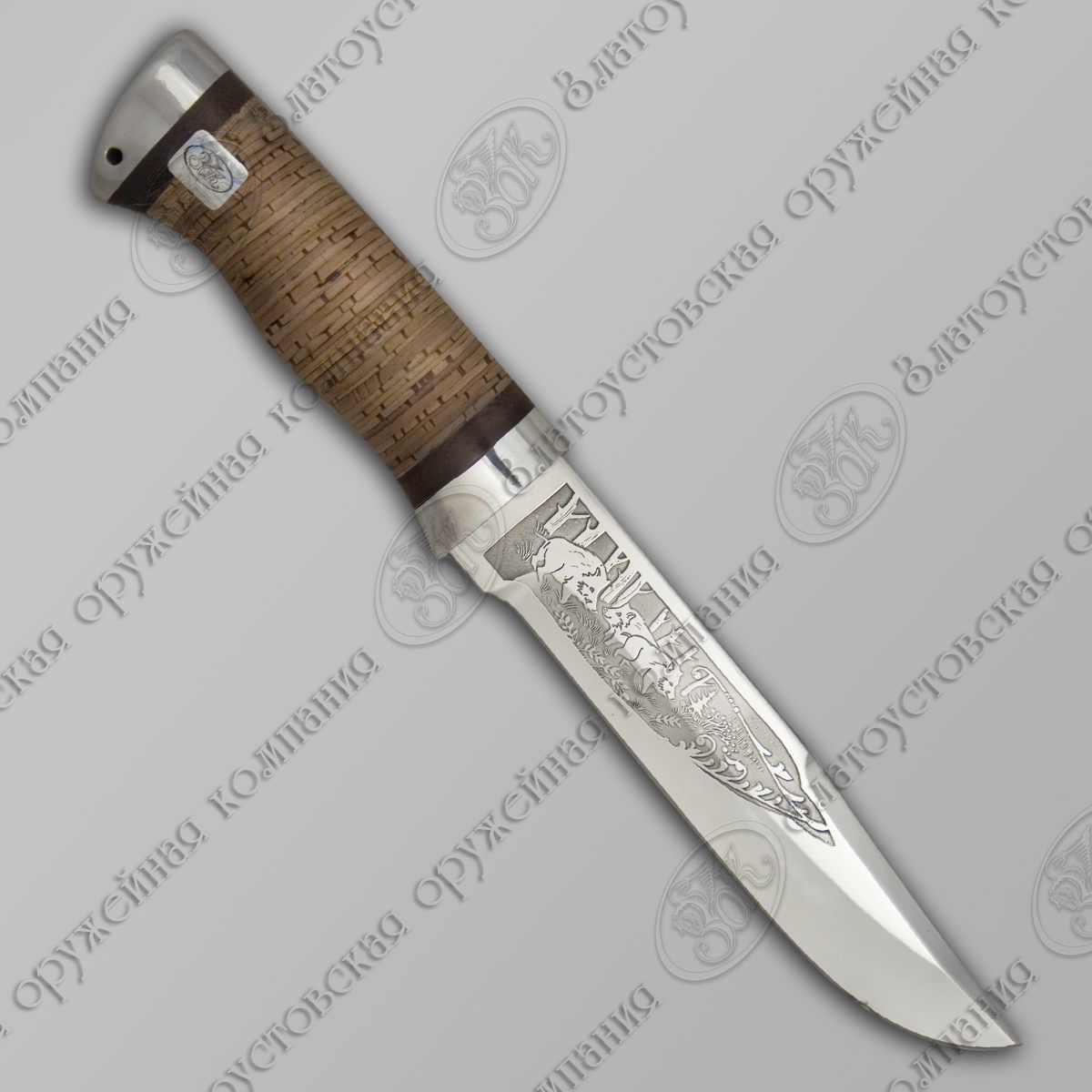 фото златоуст ножи
